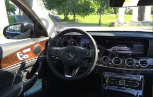 Mercedes-Benz E-класса (W213).
