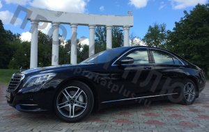 НОВИНКА!!! Mercedes-Benz S-класса (W222) Long.